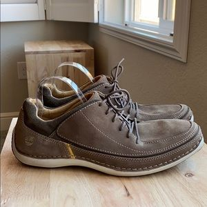 Timberland smart comfort suede sneaker